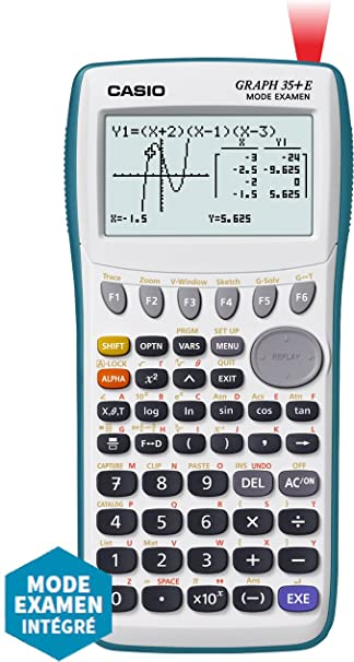 CALCULATRICE 35+ TÉLÉCHARGER CASIO GRAPH