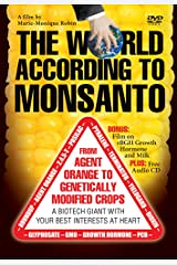 The World According to Monsanto (DVD) DVD