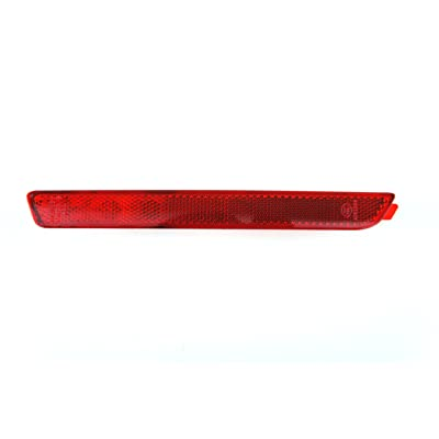 Genuine Mazda Parts BN8R-51-5M0B Driver Side Rear Bumper Reflector: Automotive