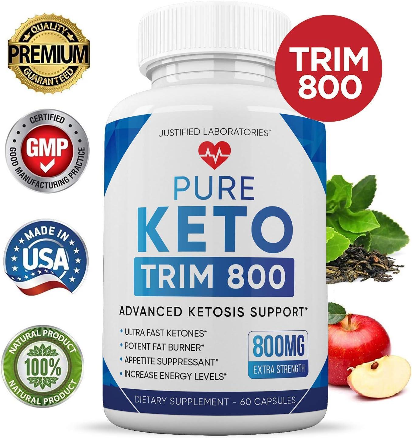 Pure Keto Trim Advanced Diet Formula Reviews