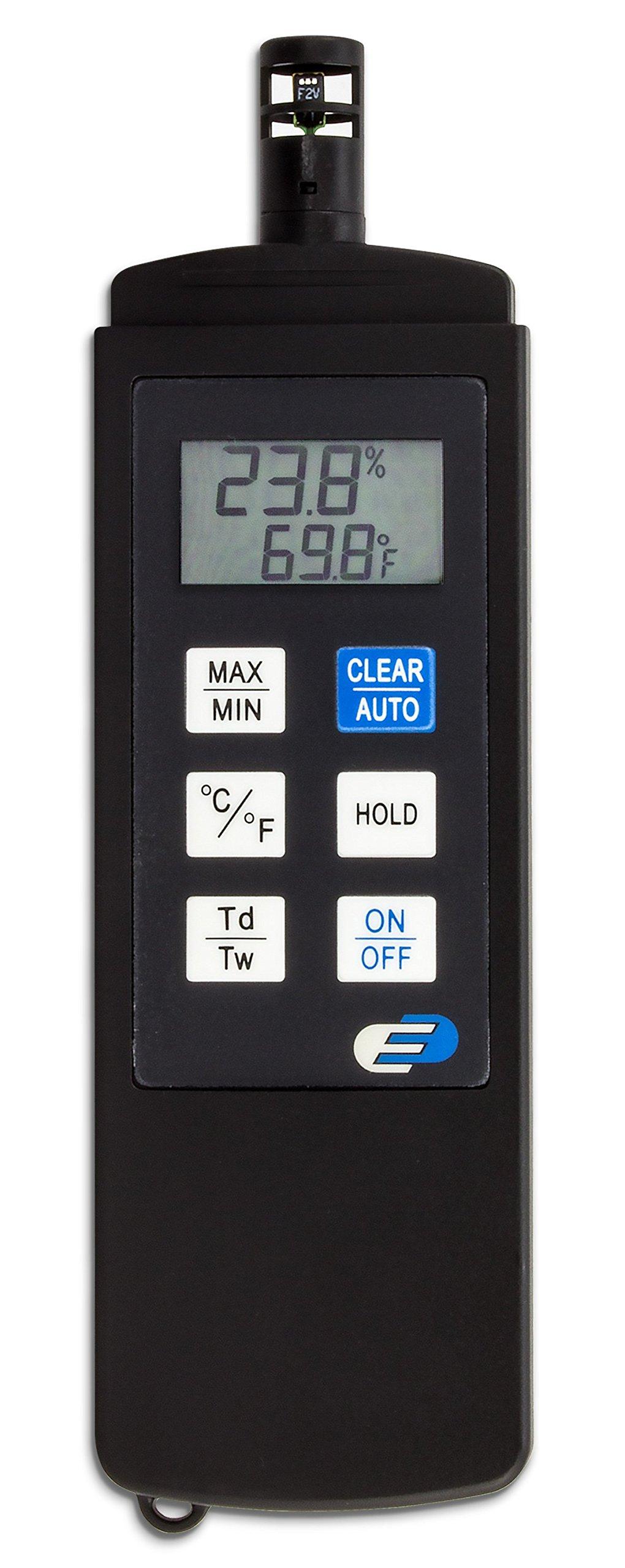 La Crosse Technology 31.1028 Dewpoint Digital Professional Thermo-Hygrometer