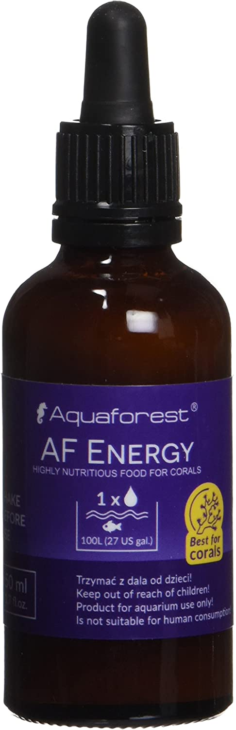 Aquaforest AF Energy Highly Concentrated and Nutritious Food for Corals, 50ml