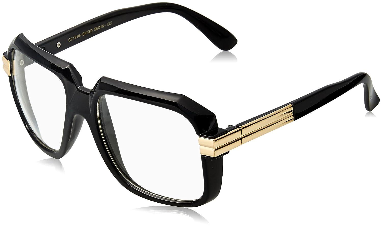 80s Old School Rapper Hip Hop DJ Glasses Hip Hop Sunglasses Newbee Fashion