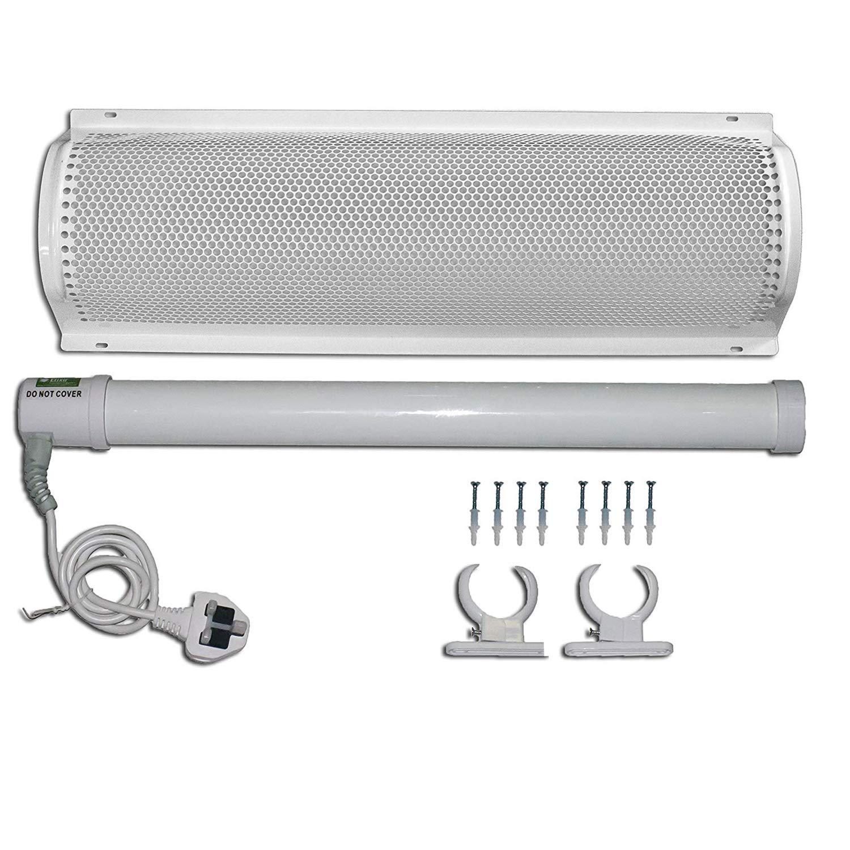 Elixir Gardens TH01-A Tubular Heater / Electric Tube | 1 Foot (Tube Only)