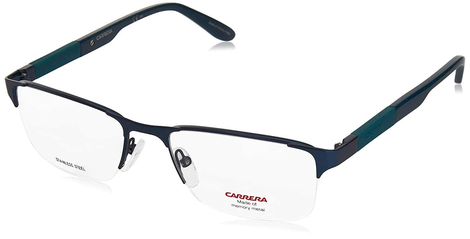 Amazon.com: Carrera 8821 Eyeglass Frames CA8821-0PYF-5518 - Matte ...