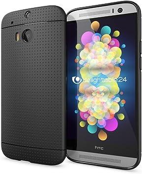 NALIA Funda Carcasa Compatible con HTC M8 M8S, Protectora Movil ...