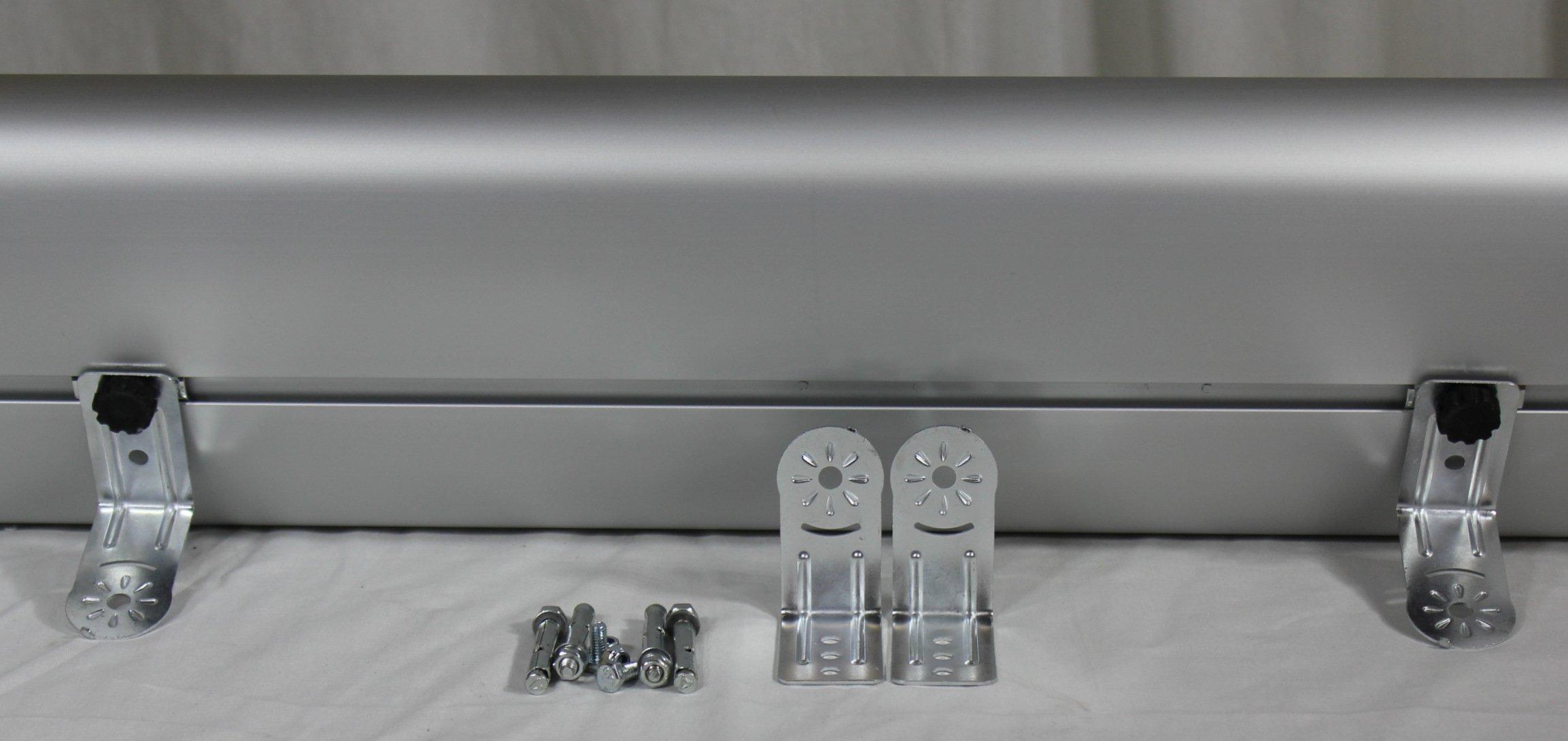 Versonel Electric Wall Mount Infrared Indoor Outdoor Heater VSLWMH100 by Versonel