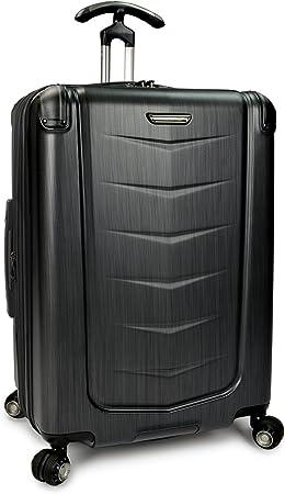 Traveler's Choice Silverwood Hardside Expandable Luggage