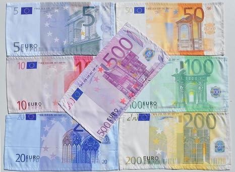 Euro set 7 piezas microfibra toallas de