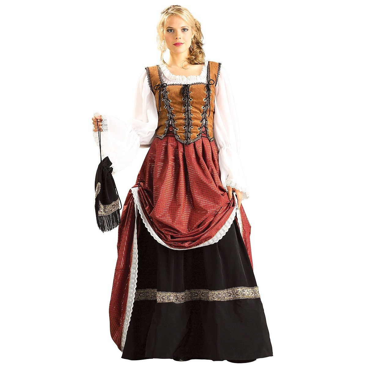 Deluxe Scottish Brigadoon Adult Costume - Large