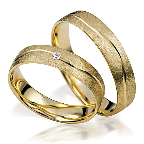 0ea065e04874 alianzas Oro 333 Par de precio – neumode rnetrau anillos s 151 de oro  amarillo de
