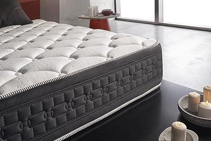 Living Sofa COLCHÓN COLCHONES VISCOELASTICO VISCOELASTICA VISCO Grand Class Deluxe 30CM Todas Las Medidas (90 X 200): Amazon.es: Hogar