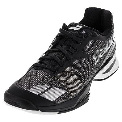 Babolat Tennis Shoes >> Babolat Jet Ac Men S Tennis Shoes Black White