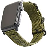 URBAN ARMOR GEAR UAG Compatible Apple Watch Band 44mm 42mm, Series 5/4/3/2/1, NATO Olive Drab