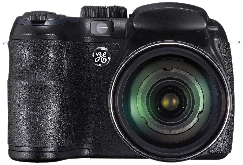 Amazon.com : GE X400-BK 14-Megapixel Camera - Black : Point And Shoot Digital  Cameras : Camera & Photo