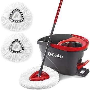 O-Cedar Easywring Bucket Microfiber Mop