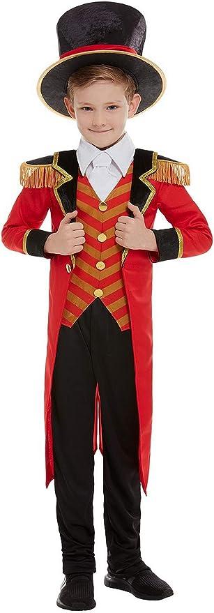 Fancy Ole – Disfraz de Director de Circo para niño, Halloween ...