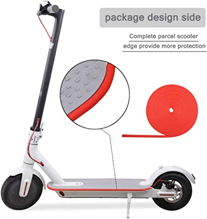 Amazon.com: TOMALL Scooter Body Anti-Collision Strip for ...