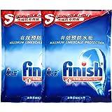 Finish 亮碟 洗碗机专用水垢清洗盐软水盐2kg*2(供应商直送)