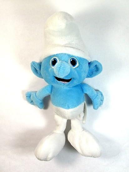 Amazon.com: Los Pitufos 2 plush- Torpe Smurf: Toys & Games