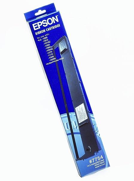 Epson Cartucho negro SIDM para LQ-1000/1050/1070/+/1170/1180/+ ...