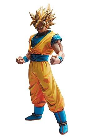 Banpresto Figurine Dbz Son Goku Super Saiyan Overseas Exclusive