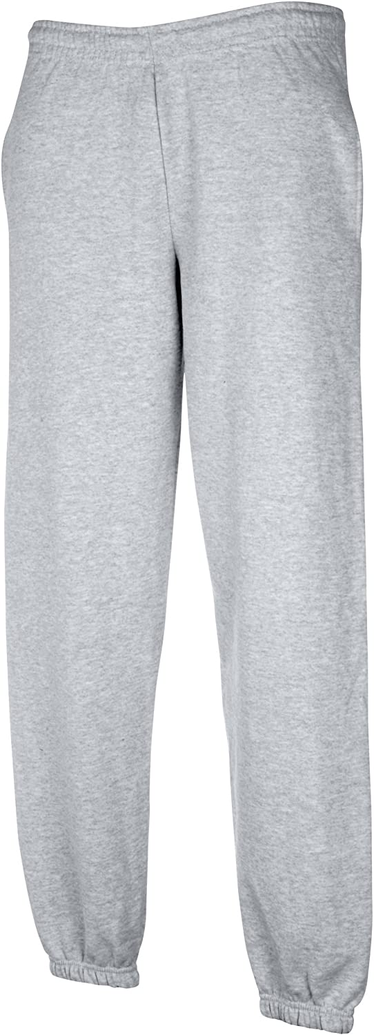 Fruit of the Loom Childrens//Kids Big Boys Jog Pants//Jogging Bottoms Navy 14-15