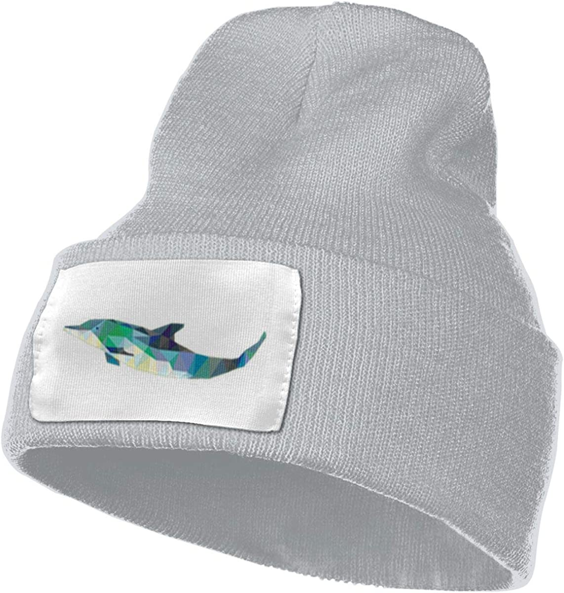 PCaag7v Basset Hound Dog Beanie Hat Winter Solid Warm Knit Unisex Ski Skull Cap