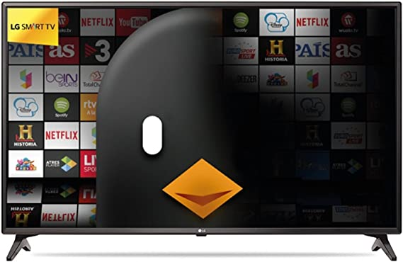 TV LED LG 43LJ624V - 43/109CM - LED FHD 1920X1080 - Smart TV WEBOS 3.5 - Dual Core - Audio 20W - WiFi - 3XHDMI - 2XUSB - VESA 200X200: Amazon.es: Electrónica