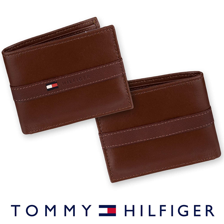 Amazon.com: Tommy Hilfiger de los hombres Ranger Passcase ...