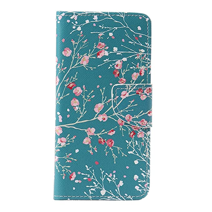 Nancen Compatible with Handyhülle Galaxy A7 2016 / SM-A710F (5,5 Zoll) Handy Lederhülle, Flip Case Wallet Cover with Stand Fu