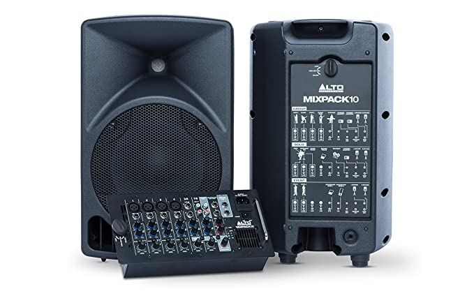 Alto professional mixpack 10 equipo de sonido: Amazon.es: Instrumentos musicales