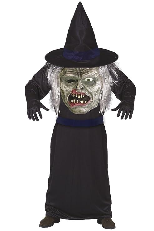 Costumi Halloween Adulti.Ciao Fiori Paolo 21772 Macro Strega Costume Halloween Adulto Macromostri