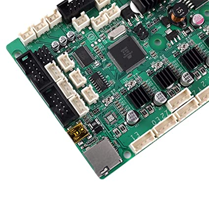 CR-10S Motherboard Newest V2 2 Version / Replacement Control Board  Mainboard for CR-10S /CR-10S5 3D Printer