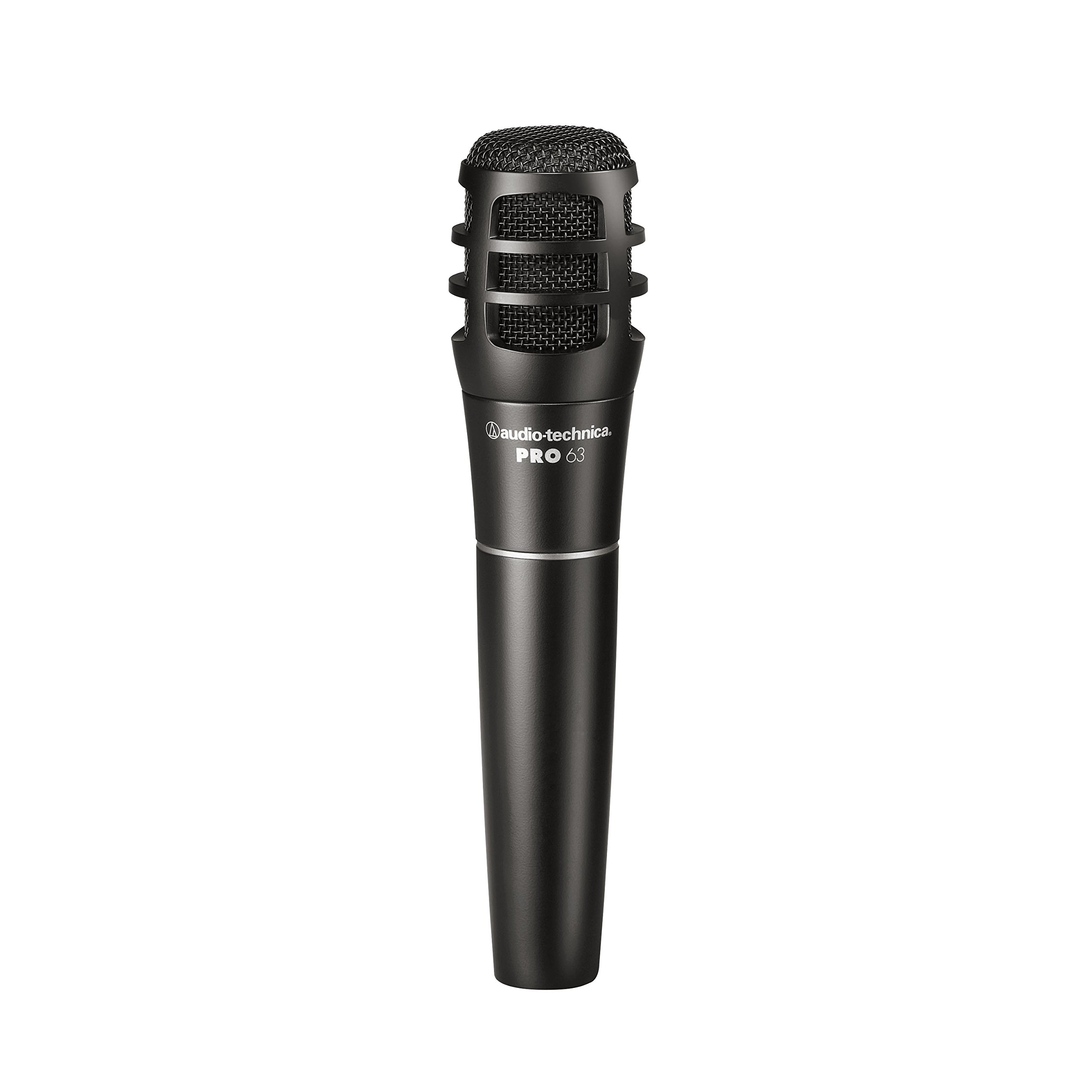 Audio-Technica PRO 63 Cardioid Dynamic Instrument Microphone by Audio-Technica
