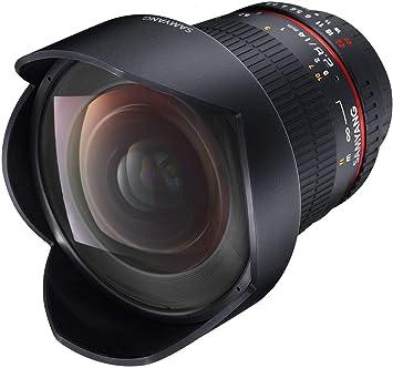 Samyang F1110607101 - Objetivo fotográfico DSLR para Olympus 4/3 ...