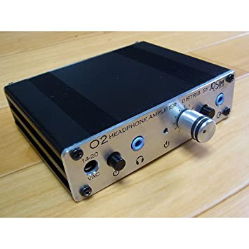 JDSLABS Objective2 + ODAC Combo Headphone amp By NwAvGuy model