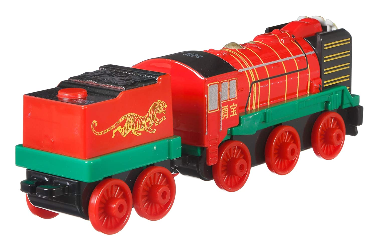 Thomas and Friends FXX14 Track Master Push Along Large Die-Cast Yong Bao