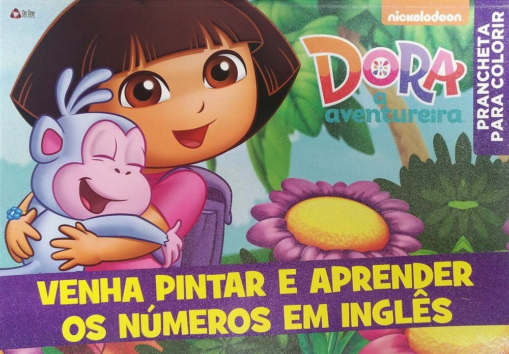 Prancheta Para Colorir: Vários Autores: 9788543219721: Amazon.com: Books