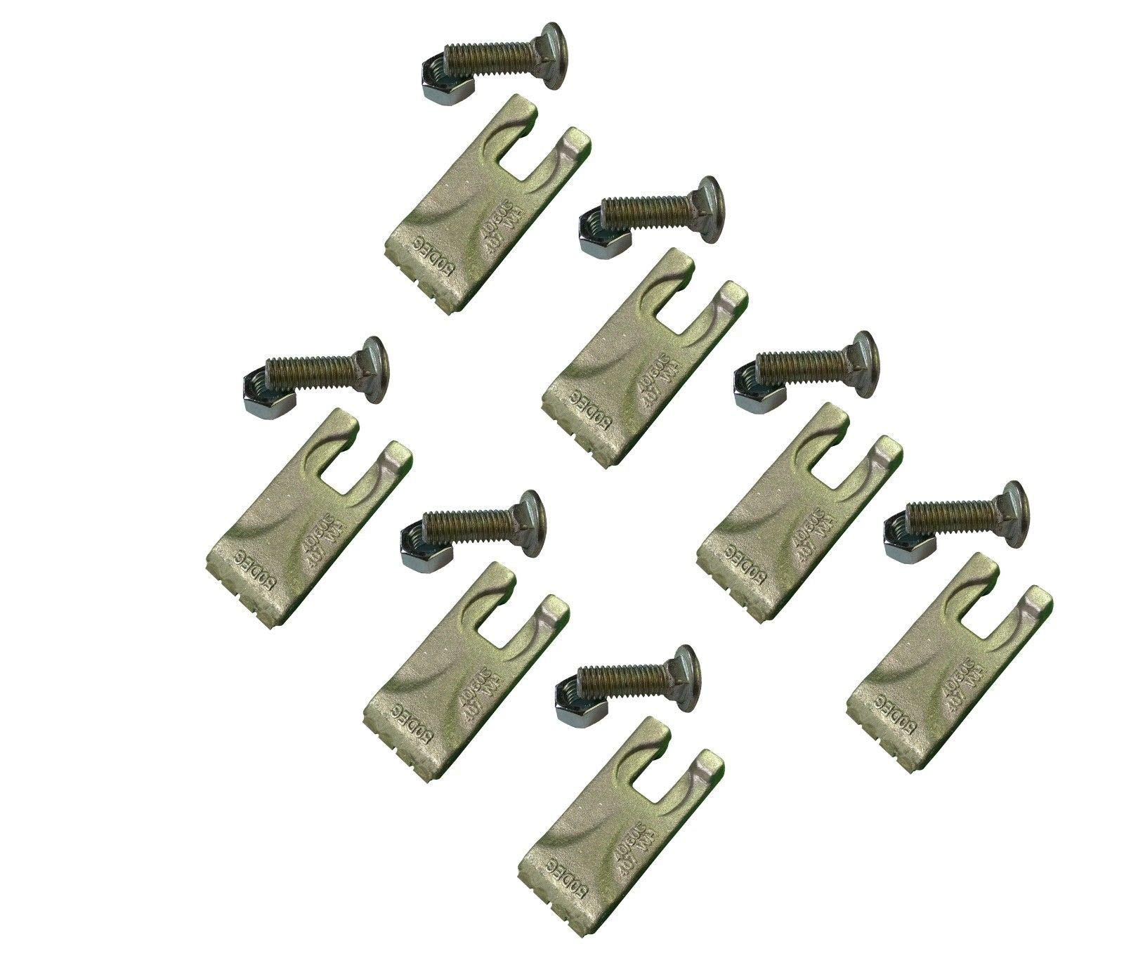 7 - Carbide Auger Teeth, 134519, 40/50 Size Tooth for Pengo Aggressor Auger by Digger Supply