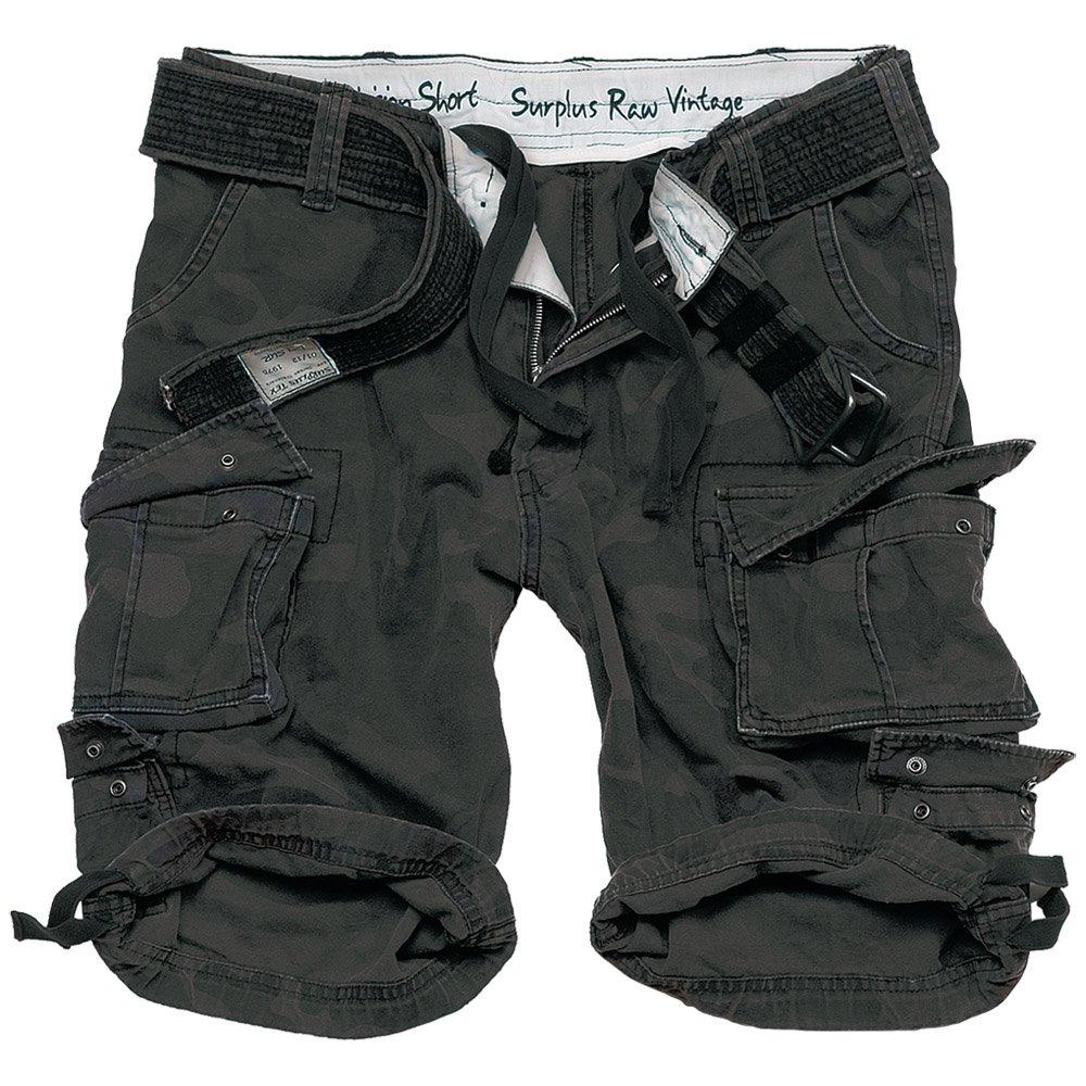 TALLA 4XL. Pantalones cortos Division de Trooper