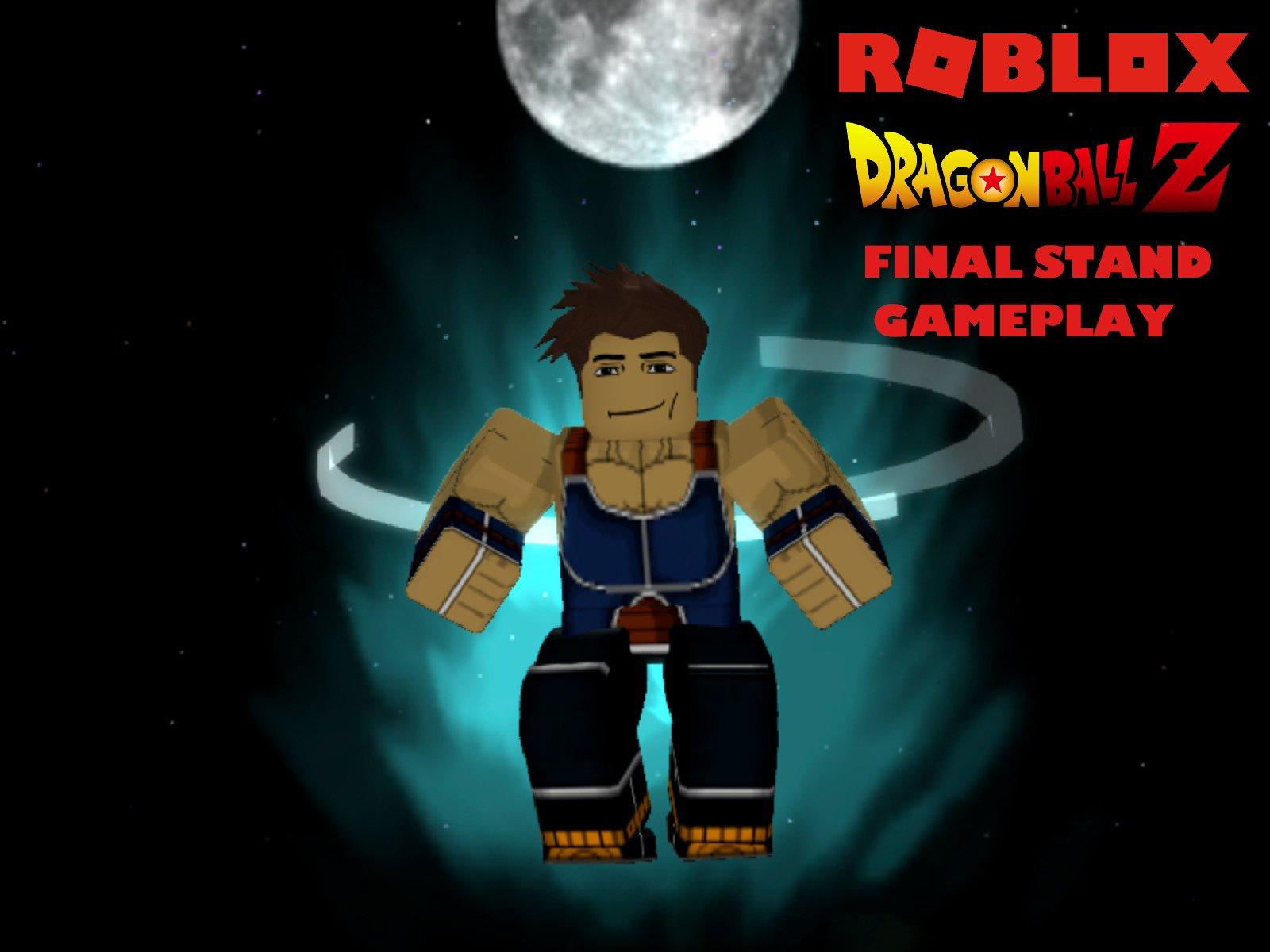 Roblox Games Dragon Ball Z