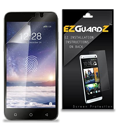 Amazon com: (2-Pack) EZGuardZ Screen Protector for Coolpad