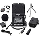 Zoom APH2n Accessory Pack for H2n Portable Recorder and Zoom H2n Handy Recorder Bundle