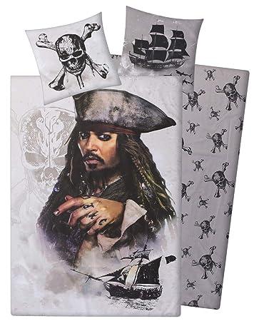Fluch Der Karibik Jack Sparrow Bettwäsche Multicolor Amazonde