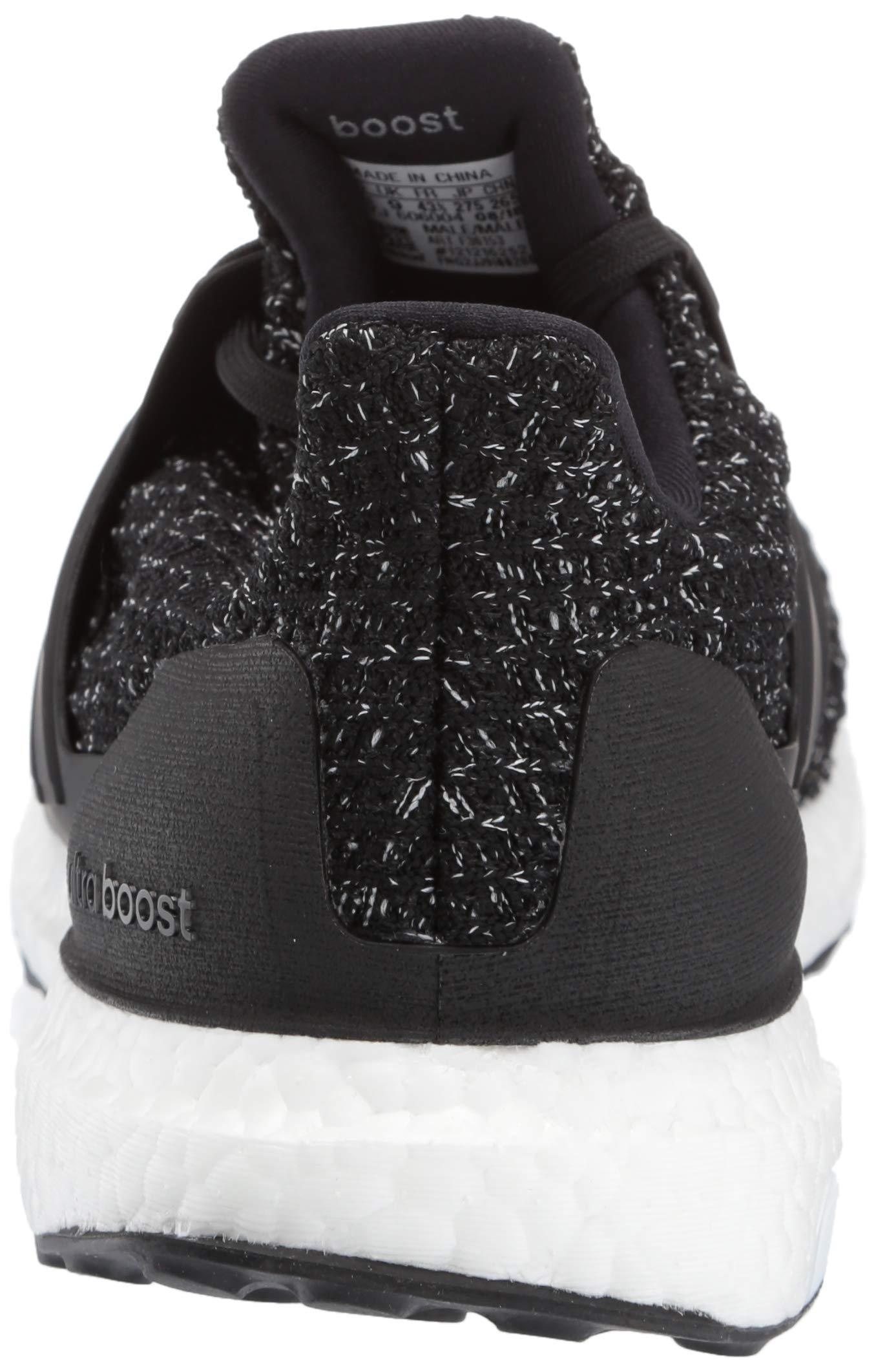 adidas Men's Ultraboost, Black/White, 9 M US by adidas (Image #2)