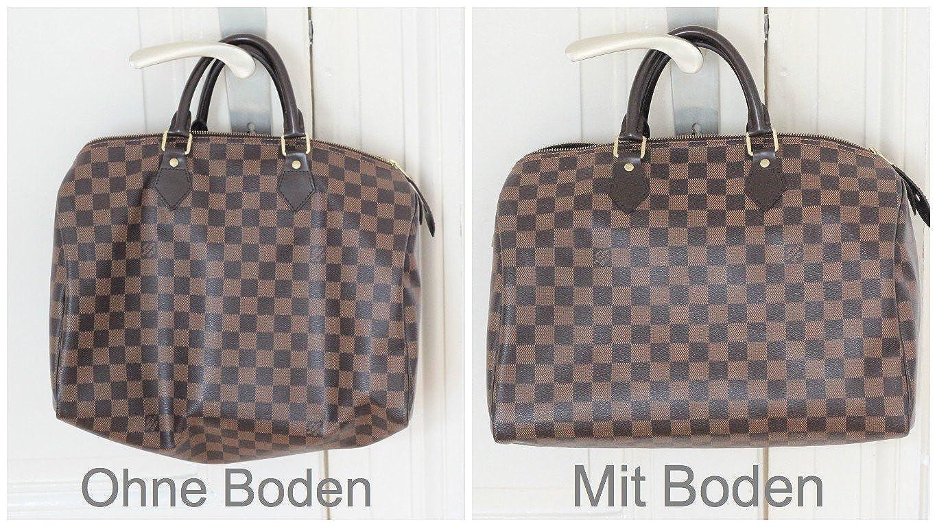 4cb9961848145 Einlegeboden Baseshaper Bag Shaper Taschenboden für Speedy 30 Rot   Amazon.de  Schuhe   Handtaschen