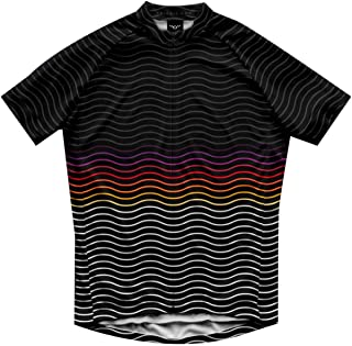 product image for Twin Six The Rollers Jersey - Men's Black/White, XL