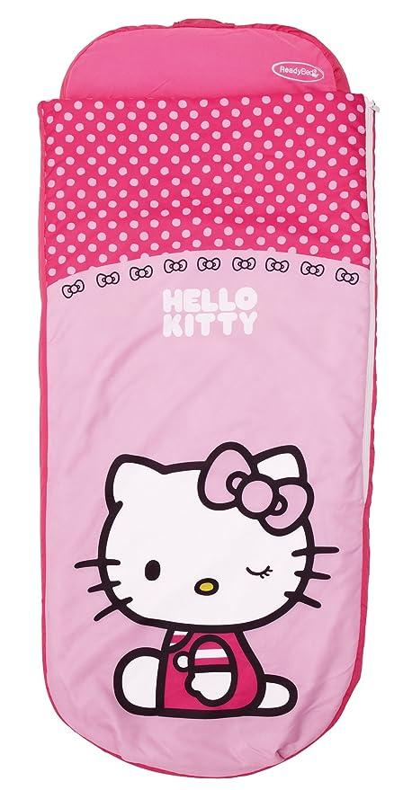 Comforium Saco de Dormir para niño diseño Hello Kitty