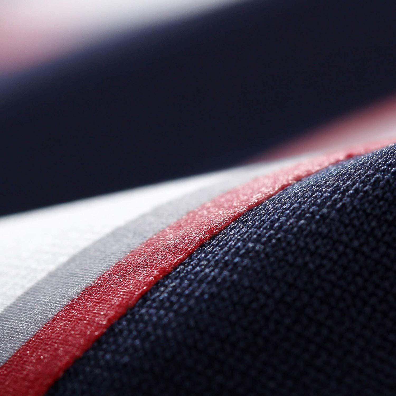 MEISONG Mens//Womens//Youth 3/_Stephen/_Gostkowski/_Football Jersey Fans Jersey Navy